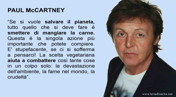 Paul-McCartney-frase-vegetariani